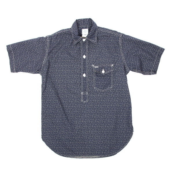 Post O' Alls Indigo Atom C-Post Shirt