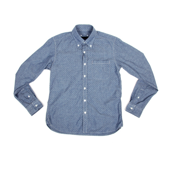 Sophnet%20Dot%20Chambray%20BD%20Shirt.jpg