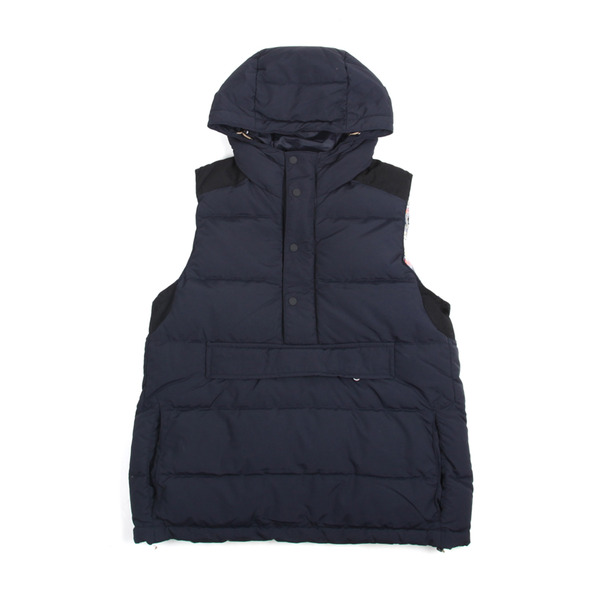 Junya Watanabe by CdG Hooded Down Vest-9