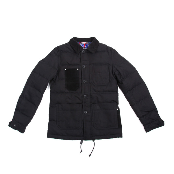 Junya Watanabe by CdG Quilted Work Coat