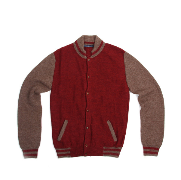 Monsieur Lacenaire Knit Teddy Jacket