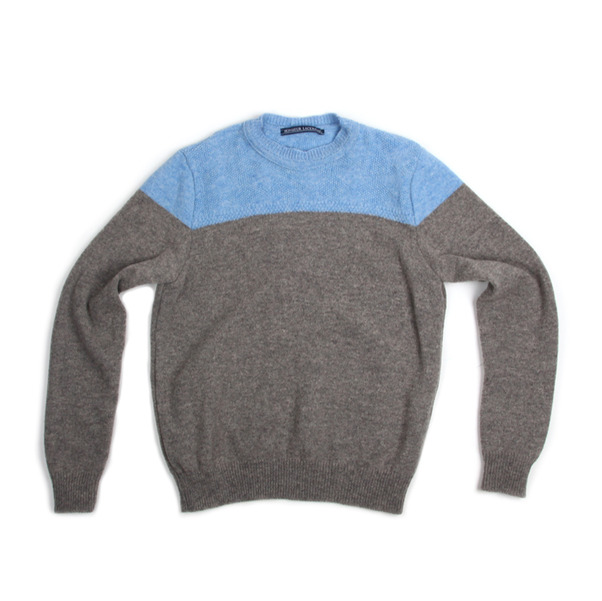 Monsieur Lacenaire Maxime Round Neck Knit Jumper-5 2