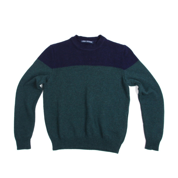 Monsieur Lacenaire Maxime Round Neck Knit Jumper