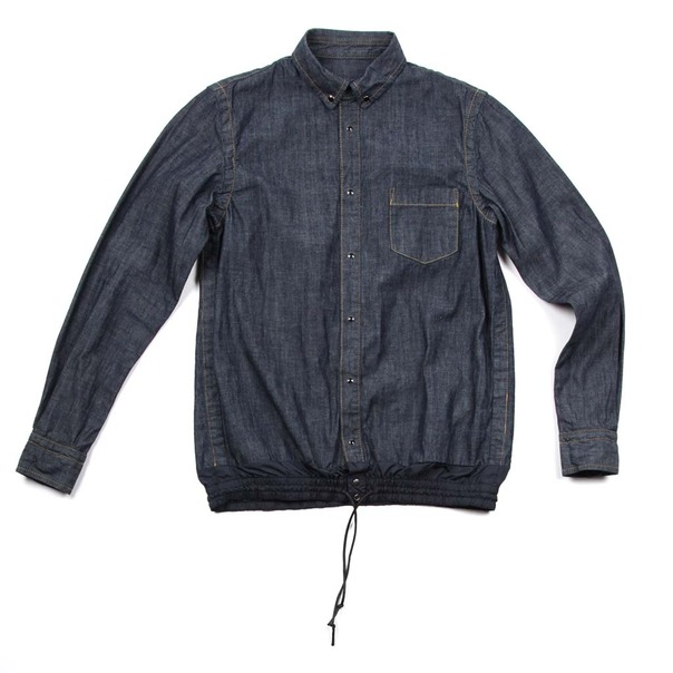 Sacai Denim Shirt-7