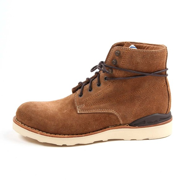 Visvim Virgil Suede Boot FOLK 2