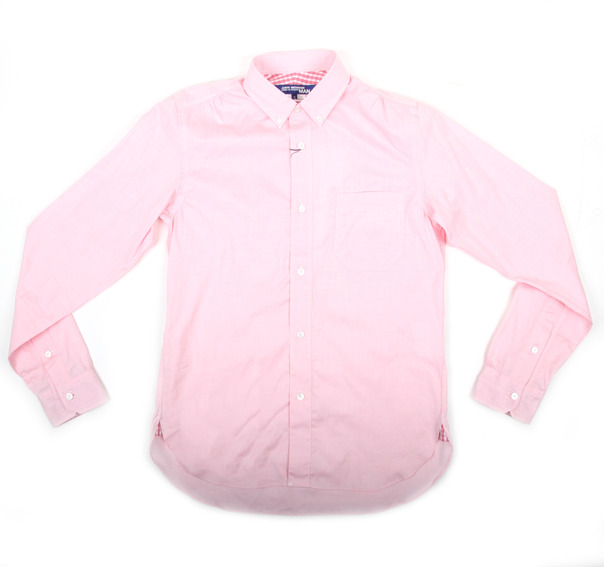 Junya Watanabe Pin Point Oxford Shirt-4