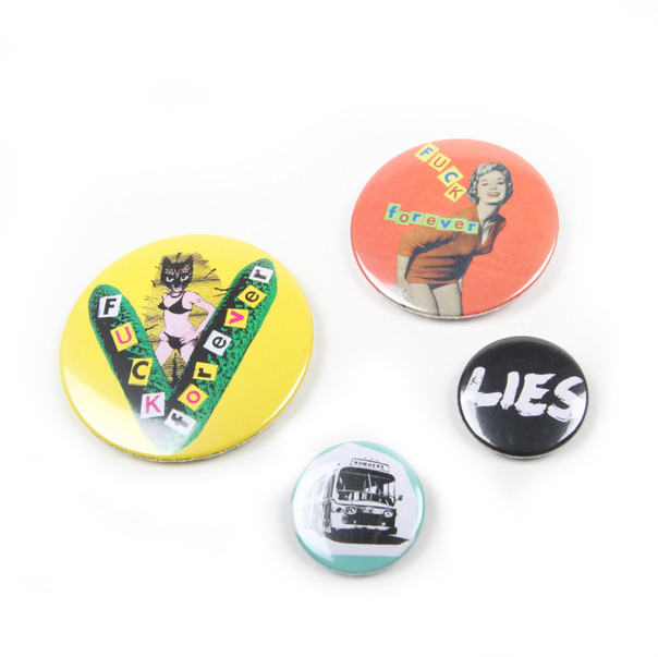 LUKER by Neighborhood NBHD Badges