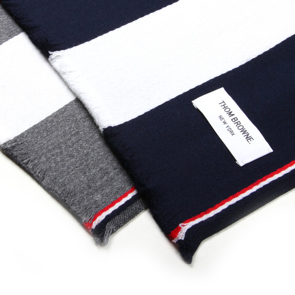 Thom Browne University Scarf-7