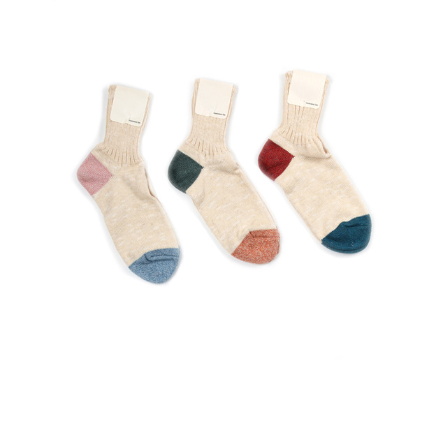 Anonymous Ism Hemp 2 Tone Socks