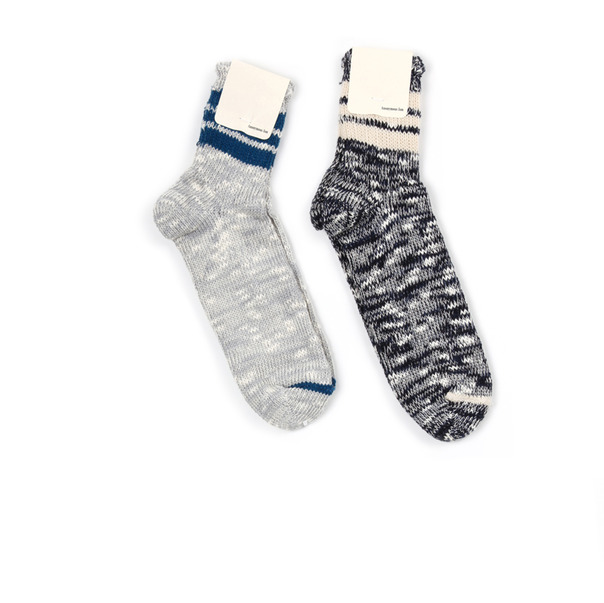 Anonymous Ism Horizontal Stripe Socks