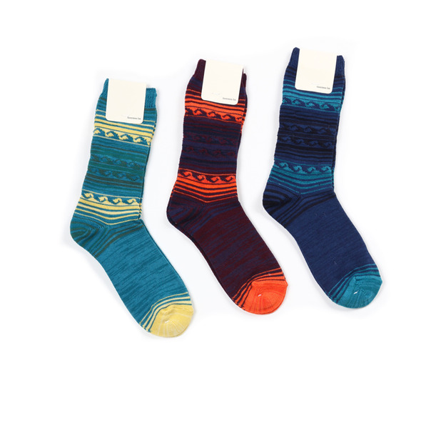 Anonymous Ism Tribal Socks