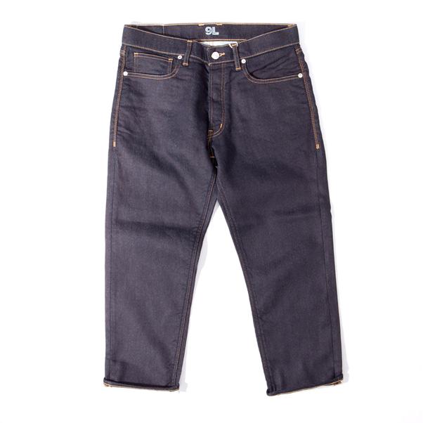 Bedwin Jessee 9L Denim Sweatpants-16