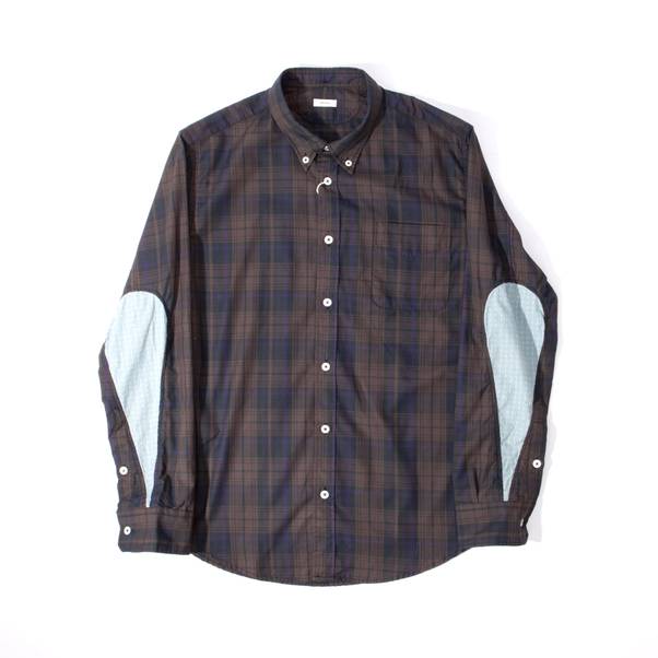 Visvim Albacore Basic LS IT Shirt (Check)-11