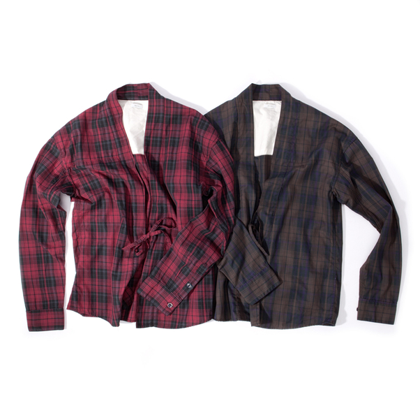 Visvim Lhamo Shirt IT (Check)-4