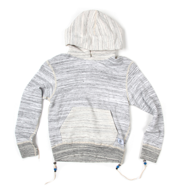 U.S. Alteration KIDS Hooded Sweater-4