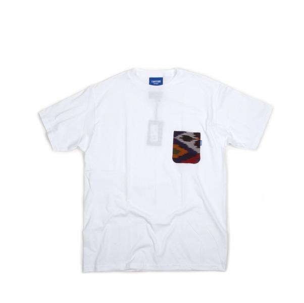 Tantum Ikat Pocket Tshirt
