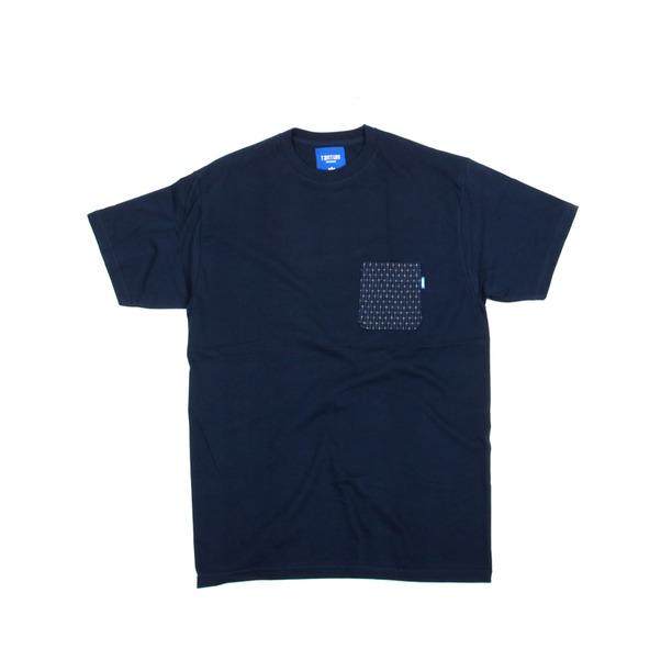 Tantum Japanese Woven Pocket Tshirt