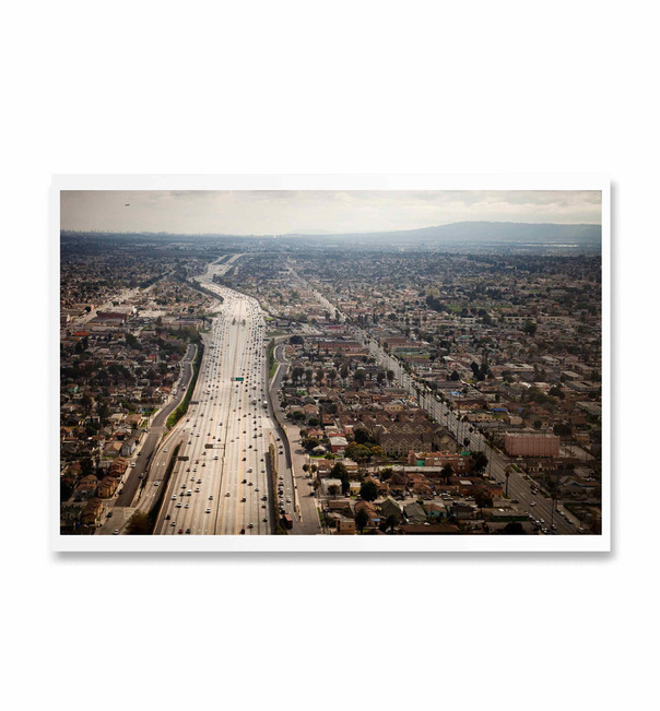 Michael Shield 110 South From Above Slauson Ave to the Ports of Los Angeles and Long Beach
