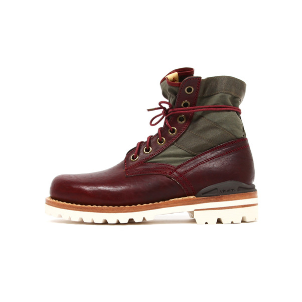 Visvim  7 Hole 73 Boot Folk