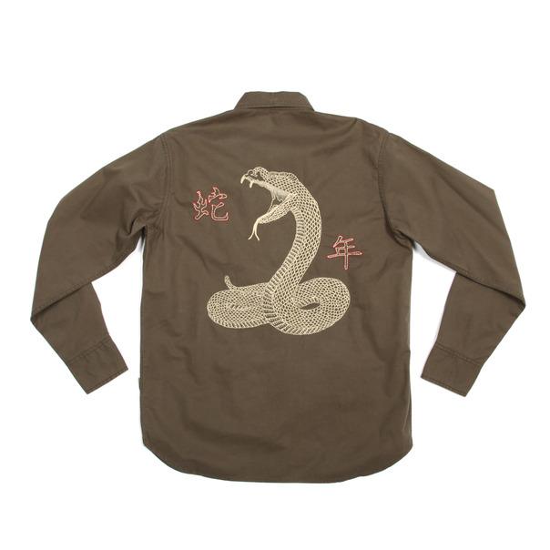 Maharishi  Mil Tour Shirt-12