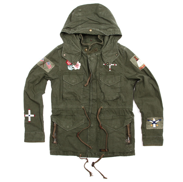 Neighborhood  M65 EMB Jacket