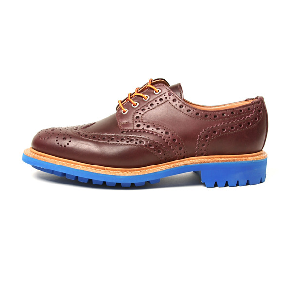 Mark McNairy x UNION Country Brogue-6