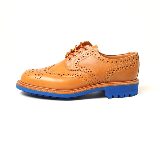 Mark McNairy x UNION Country Brogue-7