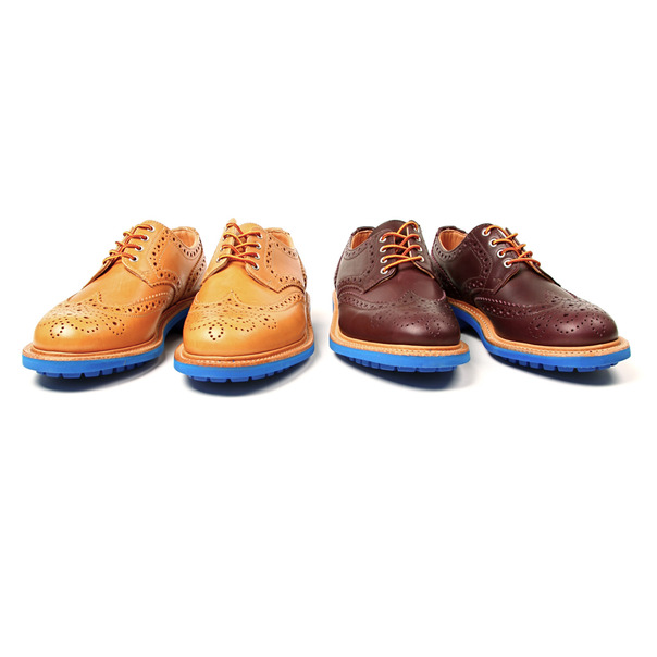 Mark McNairy x UNION Country Brogue