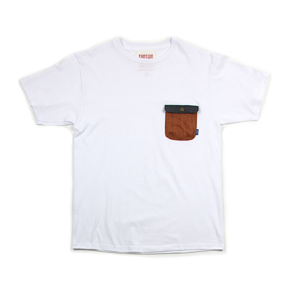 Tantum Tee Shirt Chief Pocket-3