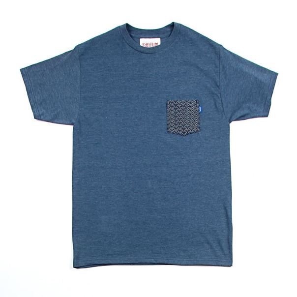 New arrival tantum union los angeles for Fish scale shirt