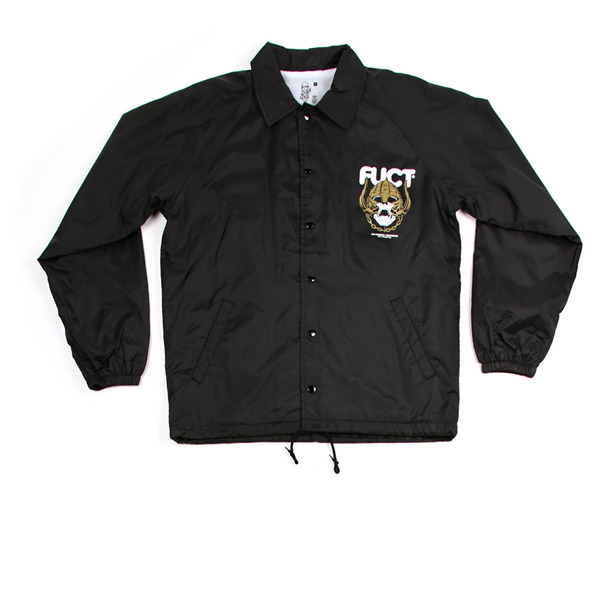 Fuct Coach Jacket Viking
