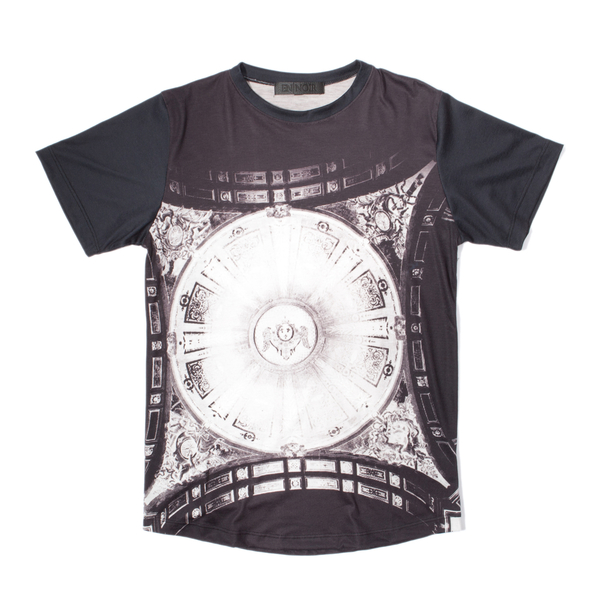 En Noir Church Ceiling T-Shirt