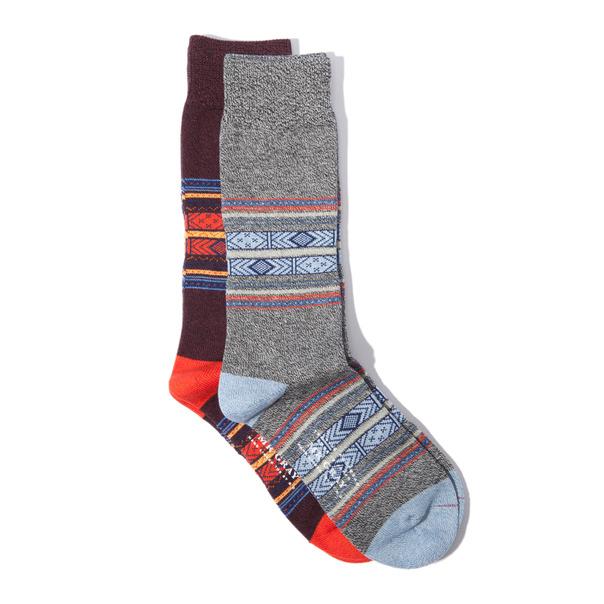 Mr Gray Shetland Sock-3