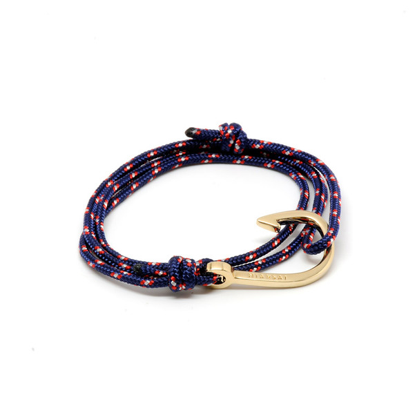 Miansai Gold Plated Hook Rope-2