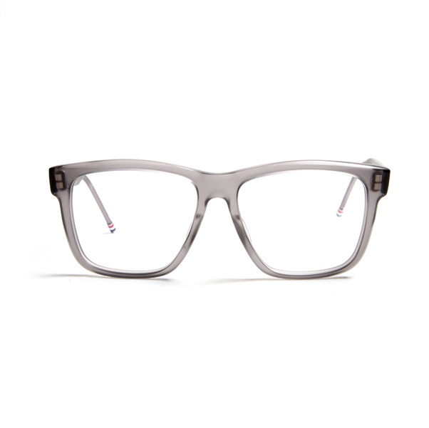 Thom Browne Eyewear TB-003 Satin Grey
