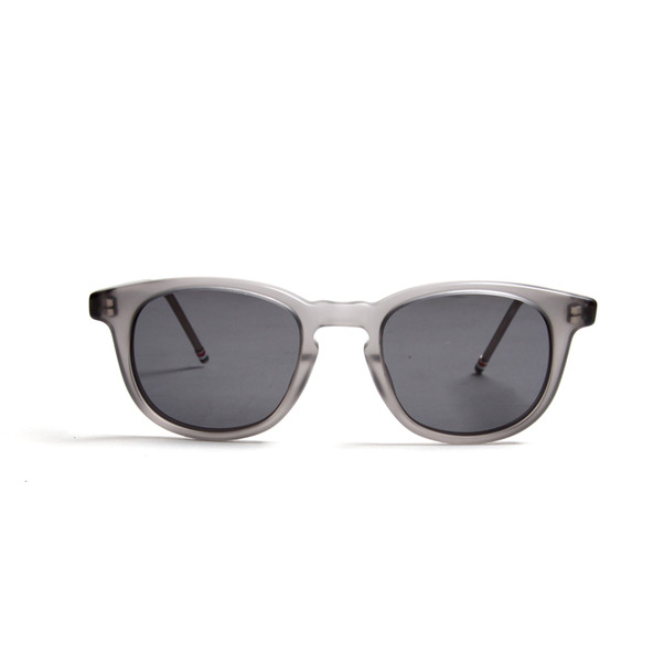 Thom Browne Eyewear TB-009 Satin Grey