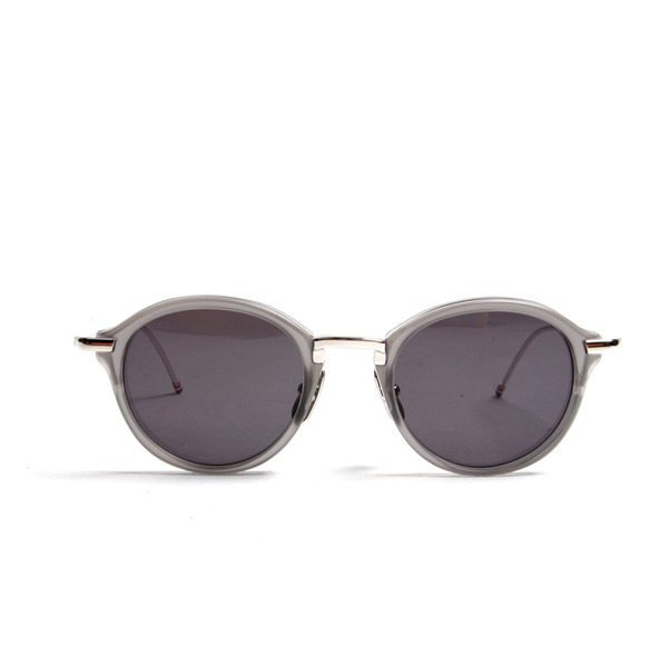 Thom Browne Eyewear TB-011 Satin Grey