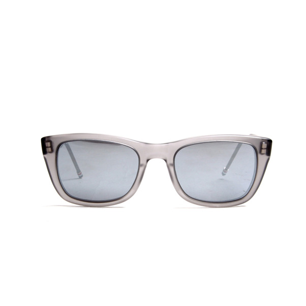 Thom Browne Eyewear TB-016 Satin Grey