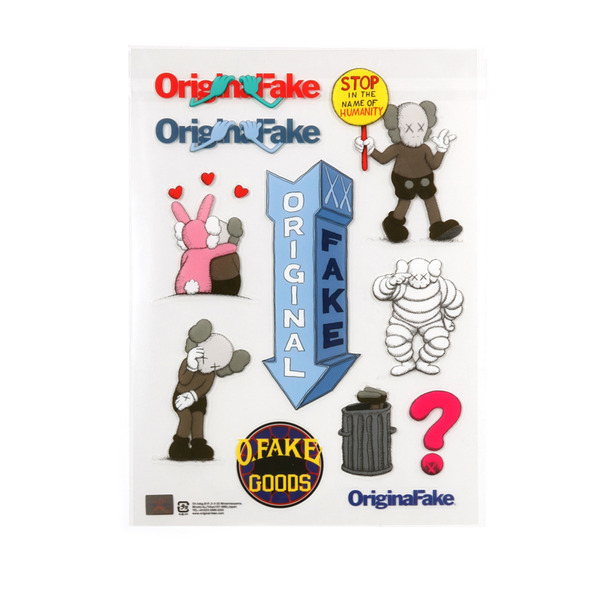 Original Fake Sticker Pack-2