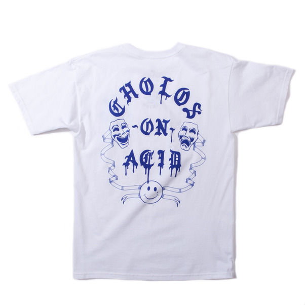 Born x Raised Cholos on Acid T-shirt-2