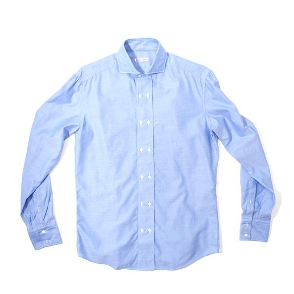 Michael Bastian Double Button Placket Shirt