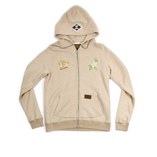 Neighborhood Loco Zip Sweater