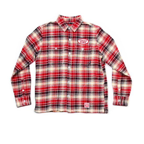 Neighborhood NBHD King Check C-Shirt -4