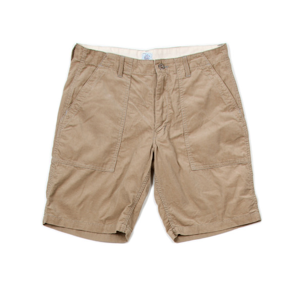 Post O' Alls Baker Corduroy Short-5 2
