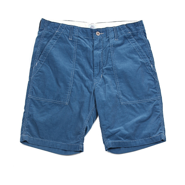Post O' Alls Baker Corduroy Short