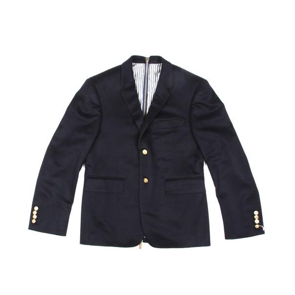 TB zip blazer