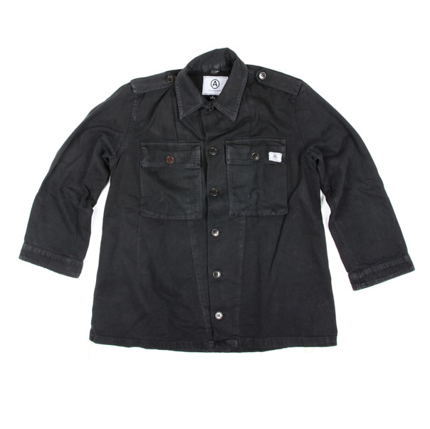 U.S. Alteration Black Arms Jacket-6